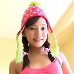 ジュニアのカリスマ織田芽以DVD! 可愛い笑顔をたっぷり詰め込んだ少女の瞳