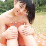 かわいいジュニア! 東亜咲花のDVD「美少女伝説 あさかと一緒」